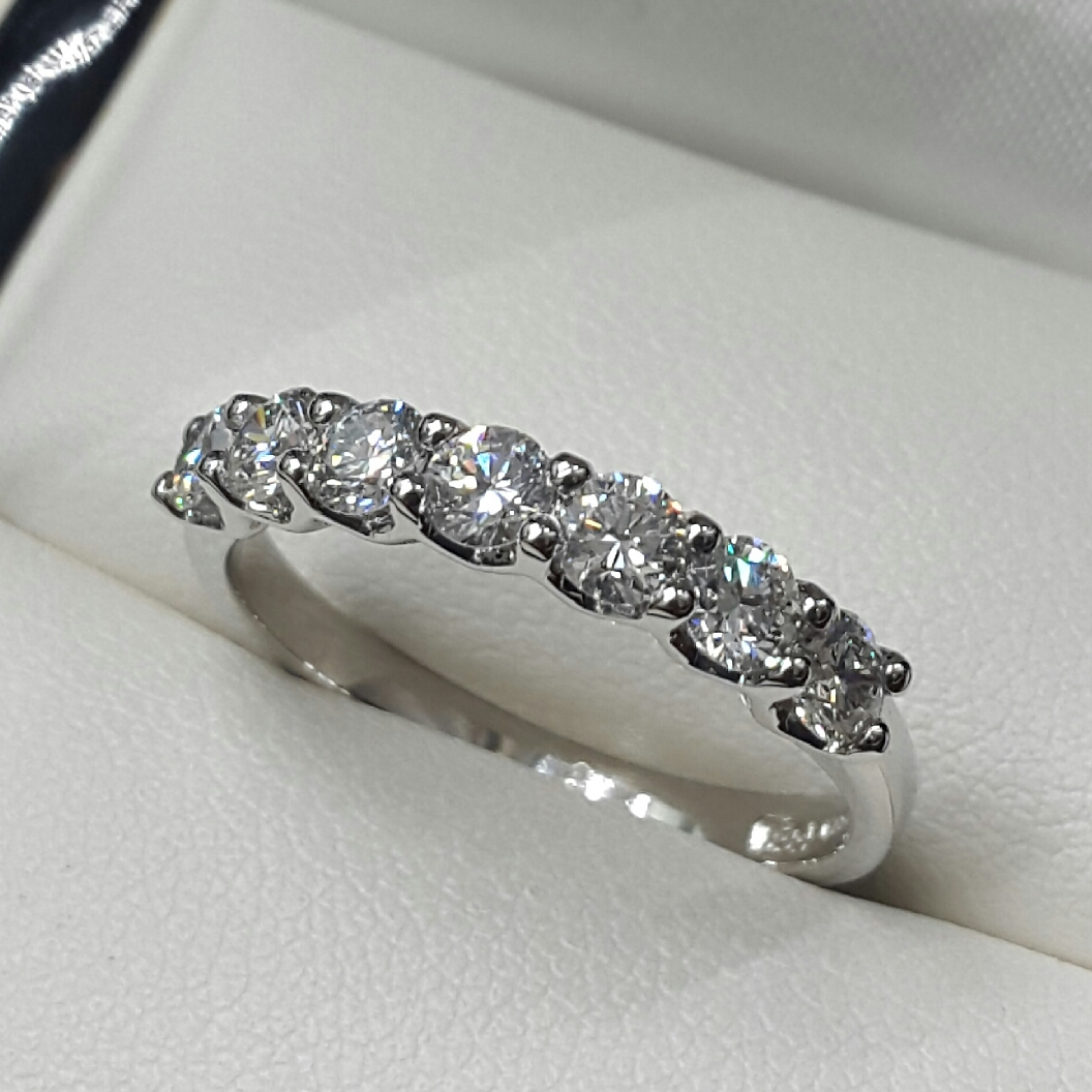 ref carat diamonds ring cut price stone diamond platinum brilliant weight new rings set in